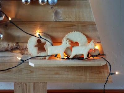 zandkoekjes kerst Poilâne