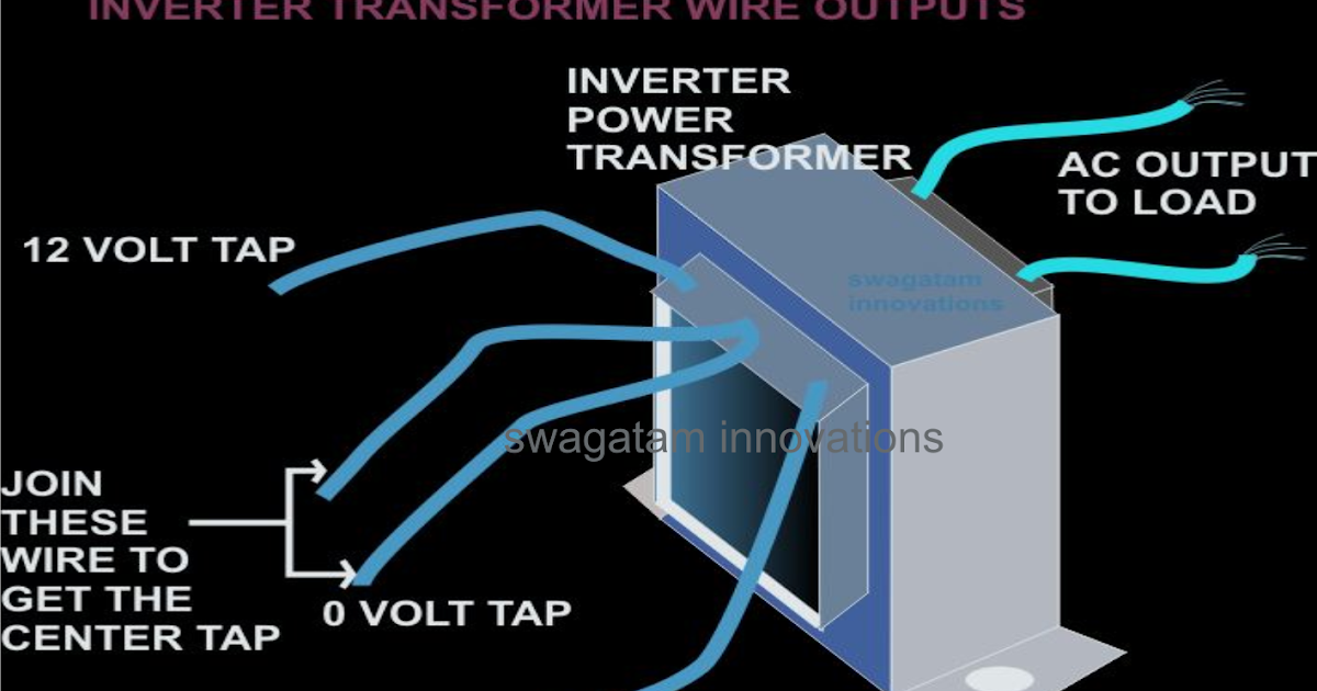 Inverter Connection Transformer