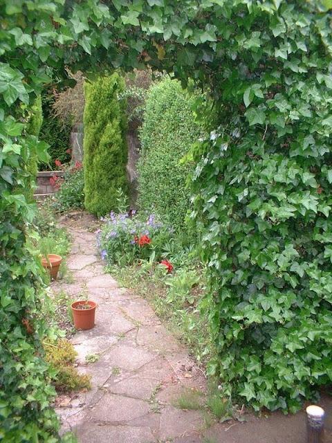 Garden Paths Modern Equipment