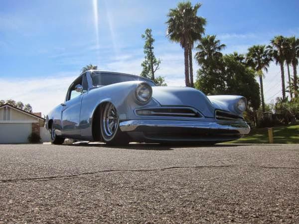 Custom 1953 Studebaker Champion Starliner Coupe Auto