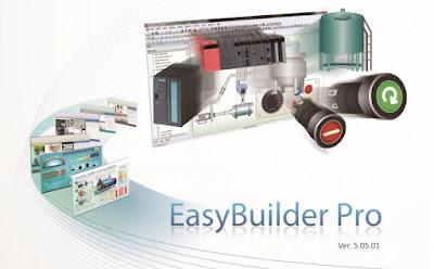 Phần mềm lập trình màn hình Hmi Weintek EasyBuilder Pro