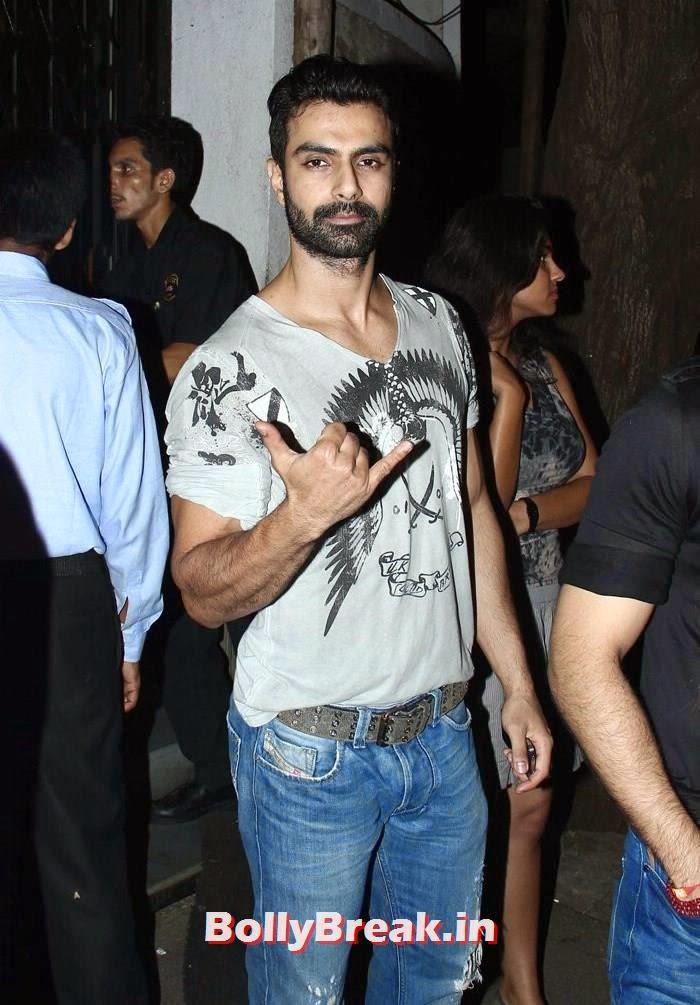Ashmit Patel, Bollywood Celebs Photos from Nido