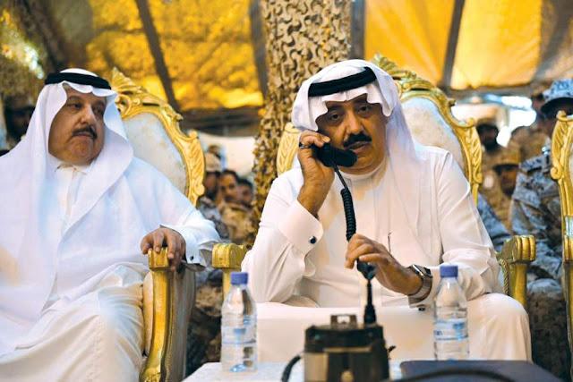 إنتليجنس أونلاين الفرنسية تكشف أسرار صفقة الإفراج عن الأمير متعب بن عبد الله