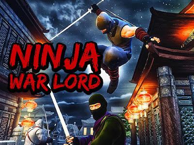 Ninja War Lord v 1.3 Mod Apk (Unlocked)