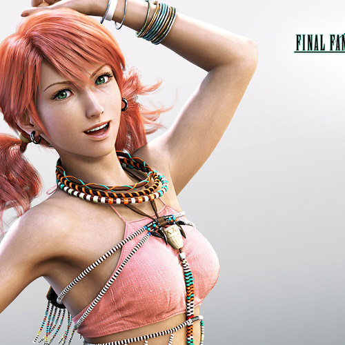 Agree with Final fantasy girls sexy down!