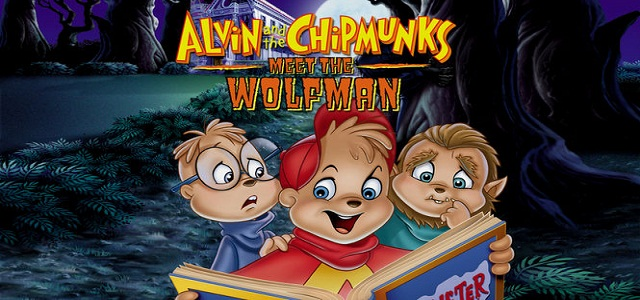 alvin and the chipmunks meet wolfman full
