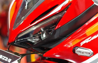 Lampu sein Honda CBR 150R Facelift 2016