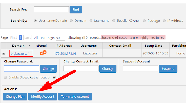 how to change username of cpanel account| cheap linux hosting