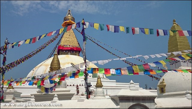 Bouddhanath-Temple