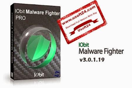 IObit Malware Fighter PRO 3.0.1.19 Final + Serial Key Free Download