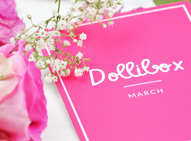 Lovelaughslipstick Blog - March 2017 Dollibox Beauy Subscription Box Review