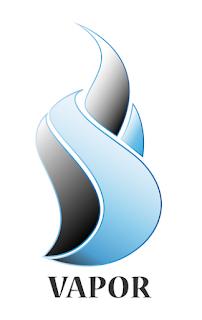 Free Vector Vapor Logo