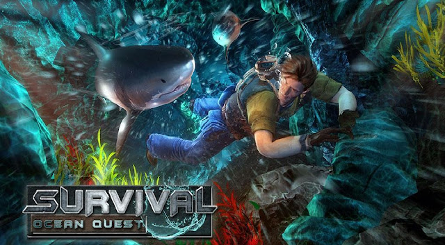 Download Survival Ocean Quest MOD Apk Unlimited Money Fully Modded Version
