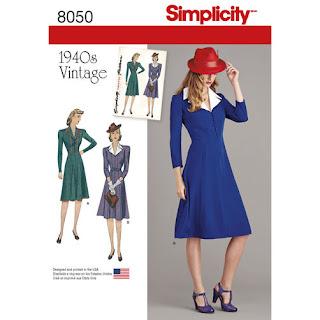 Simplicity Pattern 8050