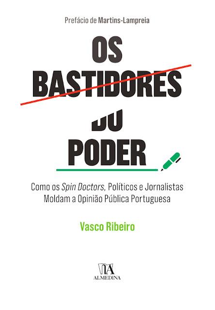 Os Bastidores do Poder Vasco Ribeiro