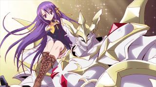 جميع حلقات انمي Seireitsukai no Blade Dance مترجم عدة روابط
