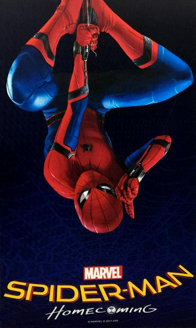 Nonton Spiderman Homecoming (2017)