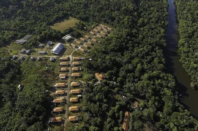 Deputados querem eliminar 500 000 hectares de área protegida na Amazônia