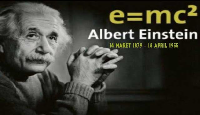 merupakan hari lahirnya ilmuwan terkenal  14 MARET, ALBERT EINSTEIN LAHIR