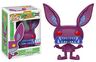 Pop! TV: Nickelodeon – Scary Ickis