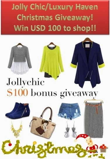 luxury haven jolly chic christmas giveaway