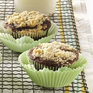 RecipeReview Shoofly Cupcakes