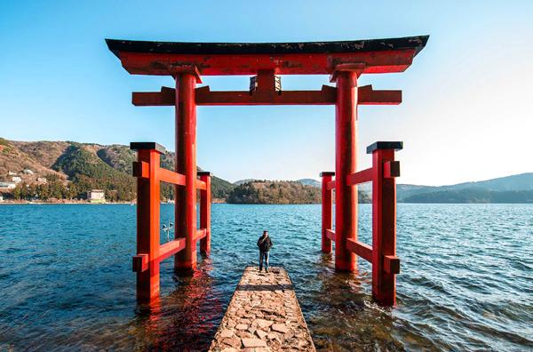 Jinja Hakone Shrine