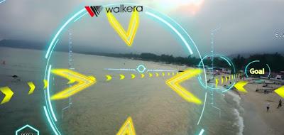 Review Drone Walkera Vitus Pesaing Dji Mavic Yang Mirip Inspire