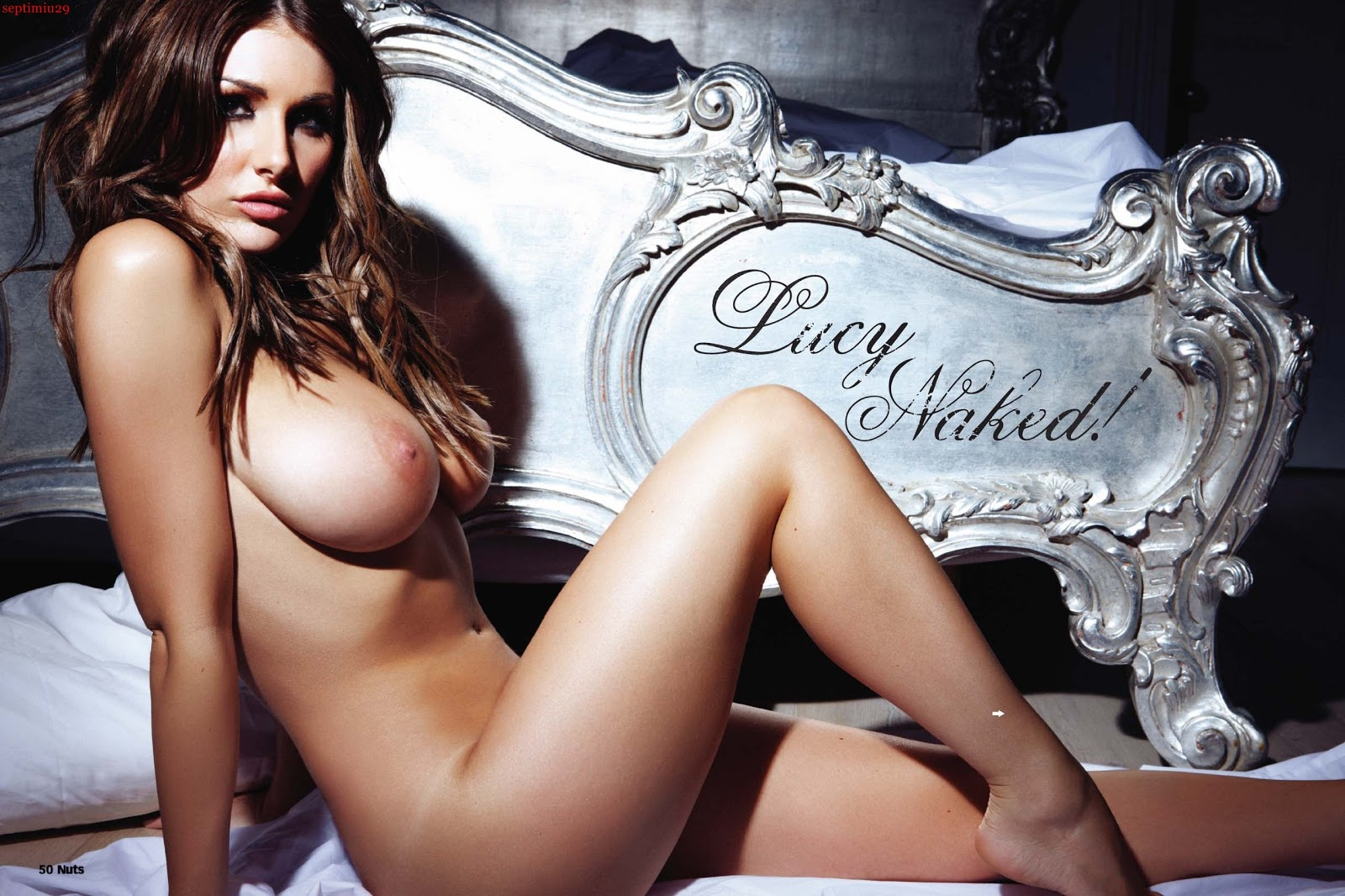 Sexy Nude Picture Of Lucy Pinder - Free Porn Photos-3610