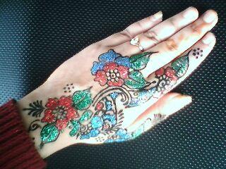 Welcome Nayhenna Art Henna Glitter