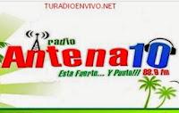 RADIO ANTENA 10 88.9 FM - PIURA
