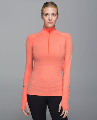 lululemon-half-zip-swiftly grapefruit