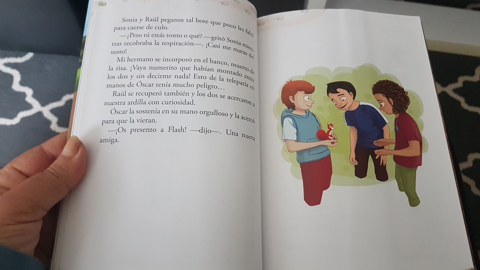 """Como en el libro anterior, """"Operación sabueso"""" es un cuento repleto de  aventuras, acción, intriga y misterio. Me recuerda a esos libros que tanto  me gustaba ..."""