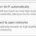 كيفية تمكين واي في تلقائيا عندما تكون بالقرب من شبكة موثوق بها في أندرويد أوريو