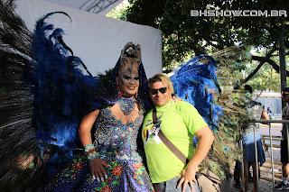 IMG 9910 - 13ª Parada do Orgulho LGBT Contagem reuniu milhares de pessoas
