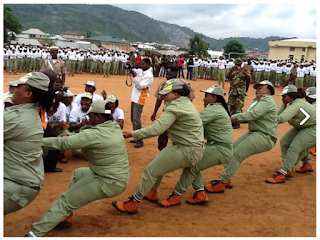 , Abomination! Youth Corper Arrested and docked for having S*x with married woman, Latest Nigeria News, Daily Devotionals & Celebrity Gossips - Chidispalace