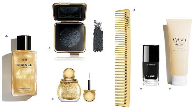 Chanel, Victoria Beckham x Estee Lauder, Balmain, Shiseido, Dior