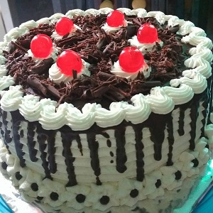 Kue Ulang Tahun Sederhana