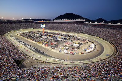 Bristol Motor Speedway #NASCAR Race Schedule