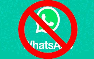 Cara Memblokir Nomor Whatsapp Tidak Dikenal Tidak di Kontak