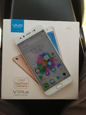Download Firmware Vivo V5 Plus (PD1624F)