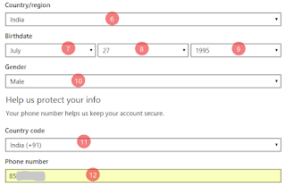 Microsoft account kaise banate hai