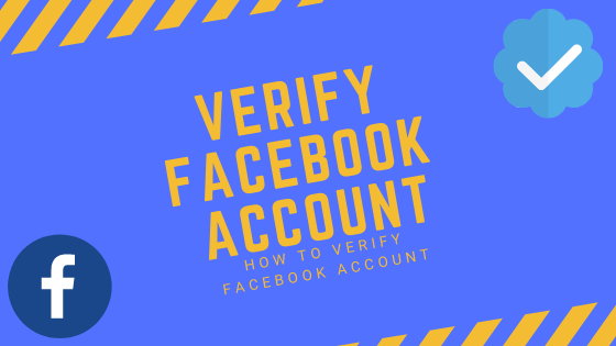 How To Verified Facebook Account<br/>
