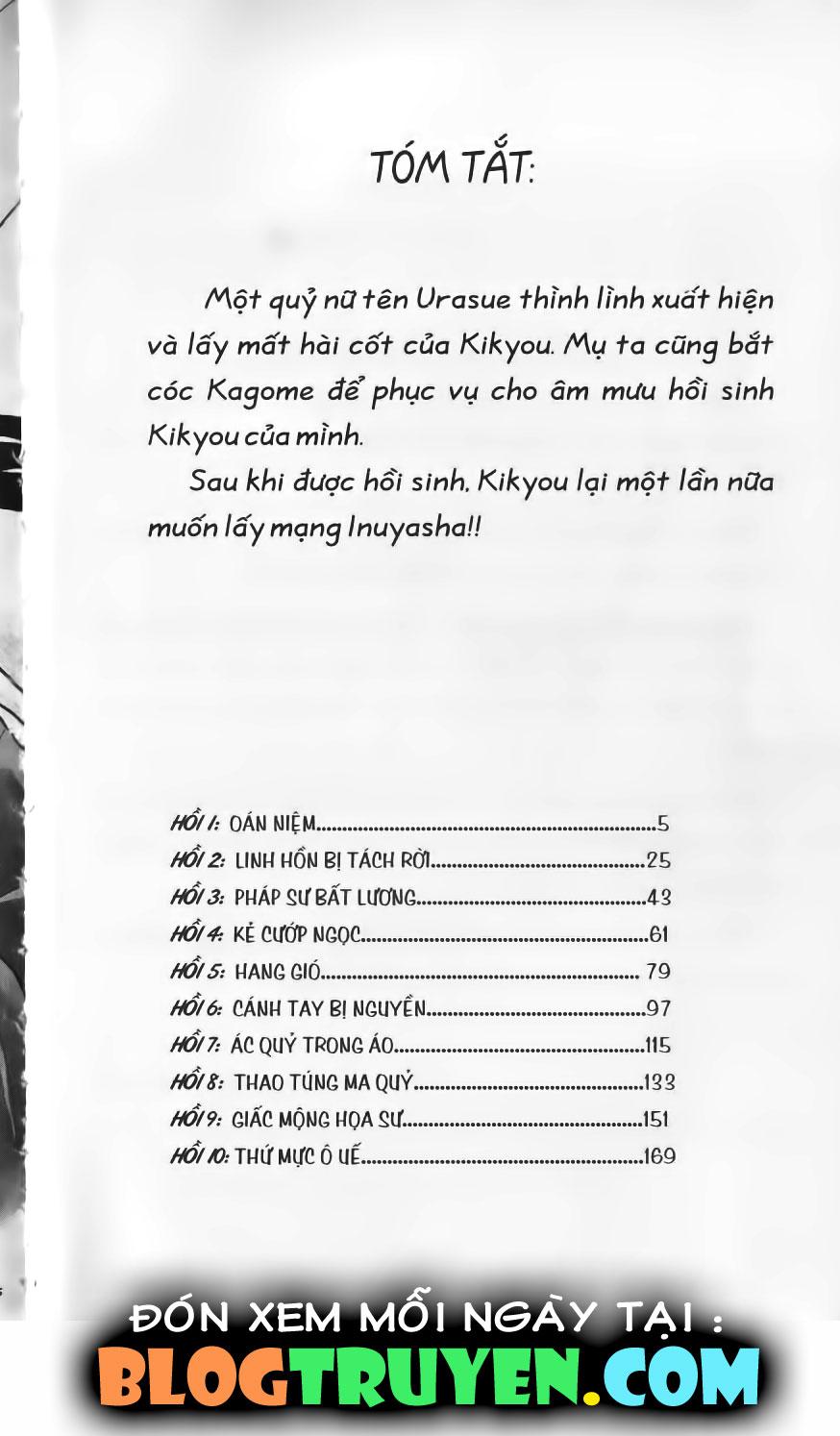 Inuyasha vol 06.1 trang 3