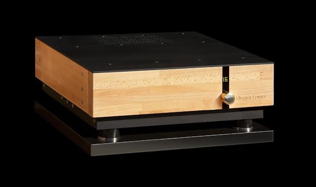 Klinger Favre Amplifier Master