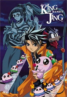 Ou Dorobou Jing | King of Bandit Jing - Todos os Episódios