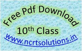 Class 10 PDF Free Download