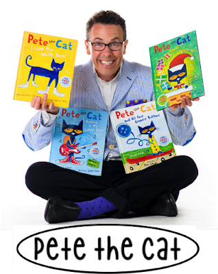 Groovy Joe Dance Party Countdown - Pete and Cat