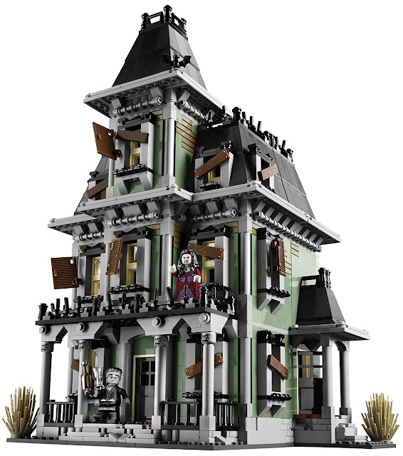 Lego Haunted Mansion Set