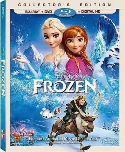 Frozen 2013 720p BRRip 800mb YIFY